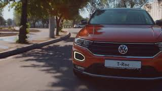 "Volkswagen T-Roc ""Соллі-Плюс"""