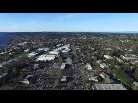DJI Phantom 3 Professional - 3/17/2016 - Kirkland, WA