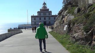 Recorriendo Galicia -  Finisterre - A Coruña - España