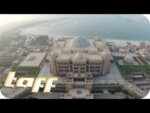 Das 3 MILLIARDEN DOLLAR HOTEL – Emirates Palace in Abu Dhabi