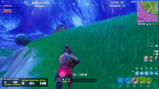 [Fortnite Noob] Follow Aku Dekat Twitch! Link in description | !loots for free tips, !discord, !tip