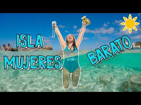 ISLA MUJERES: TOUR CON BAJO PRESUPUESTO (MÉXICO) | MPV