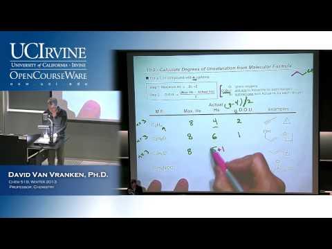Organic Chemistry 51B. Lecture 06. Alkenes, Part 1.