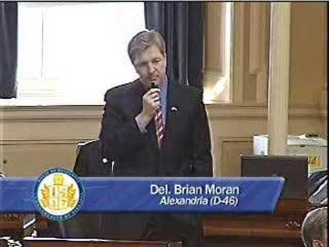 Brian Moran - Introduces Alicia