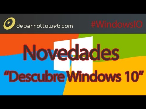 Novedades Windows10, HoloLens, XBox... #WindowsIO