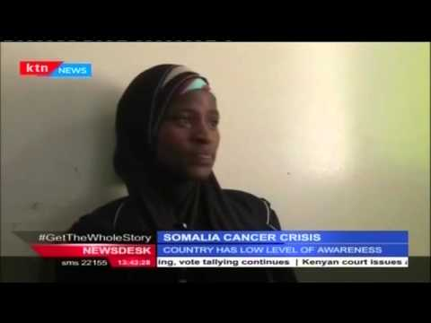 Why culture is curtailing fight against cancer in Somalia