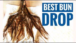 Download Video Bundrop Challenge - Best bun drop!  #longhair#bundrop#hair MP3 3GP MP4