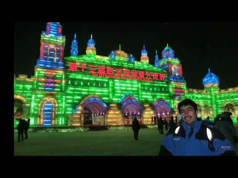 Harbin 13th Ice and Snow World China 2012