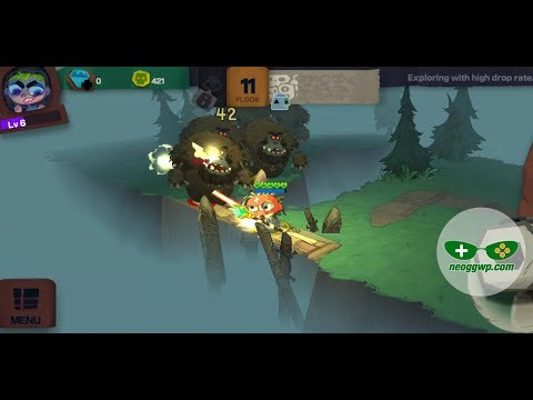 Solo Knight (Early Access) (Android) - Roguelike RPG Gameplay, Floor 1-17