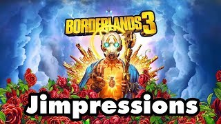 Borderlands 3 - The Totally Unbiased Critique (Jimpressions) (Video Game Video Review)