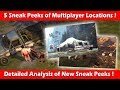 5 New Sneak Peeks of Multiplayer Locations! Last Day On Earth Survival