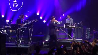 "Disclosure & Sam Smith ""Latch"" LIVE @ VEVO Lift - Chicago, IL 7-30-14 The Vic Theater"