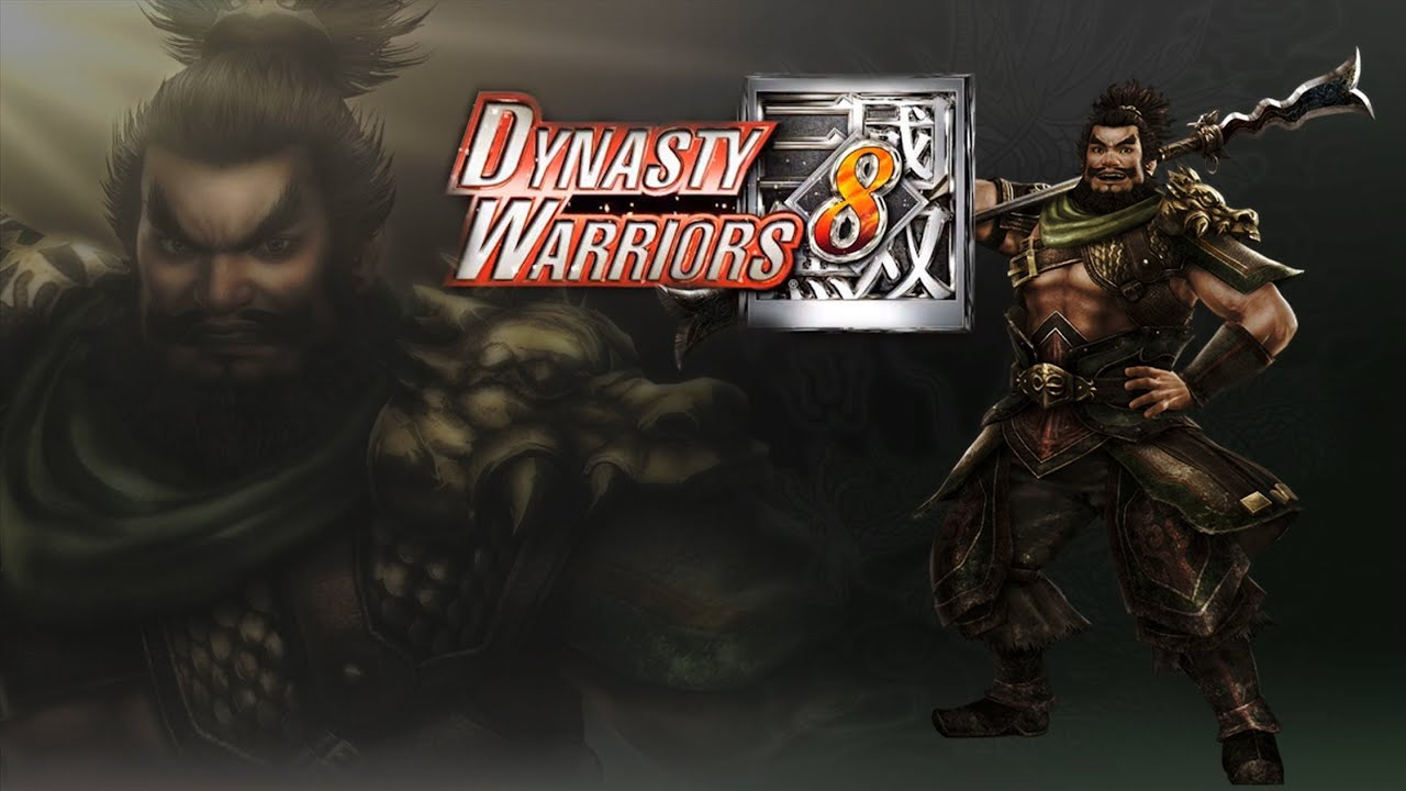 zhang fei dynasty warriors 8 - photo #12