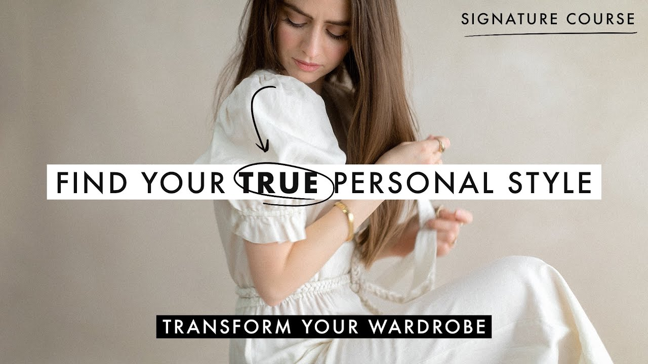 How To Find Your TRUE Personal Style: My BIG Secret Revealed!