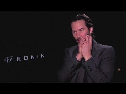 Keanu Reeves Talks Star Crossed Lovers And 47 Ronin