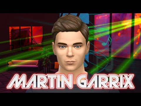The Sims 4 Martin Garrix