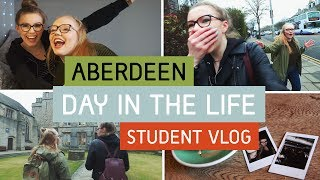 Aberdeen Day In The Life Student Vlog | Unite Students