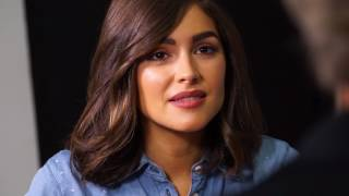 Olivia Culpo Interview with Terry Check