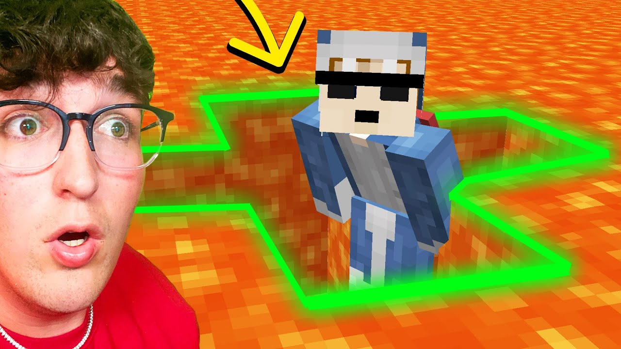 Minecraft, But It's Impossible To Die