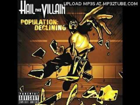 Take Back the Fear - Hail the Villain [HQ]