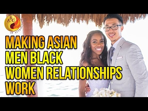 japanese dating black man