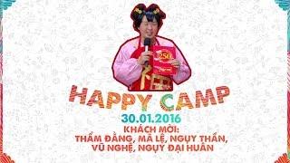 [Vietsub] HAPPY CAMP 30.01.2016 Mừng xuân 2016 - Thẩm Đằng, Mã Lệ, Ngụy Đại Huân