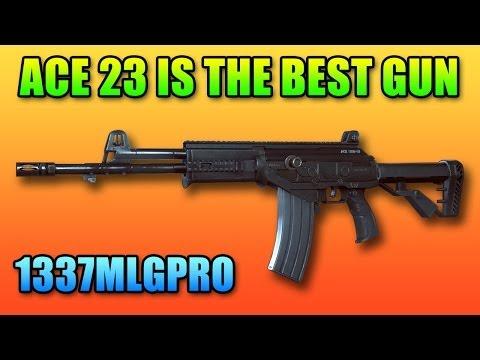 Battlefield 4 - ACE 23 Review: The Best Gun In Battlefield