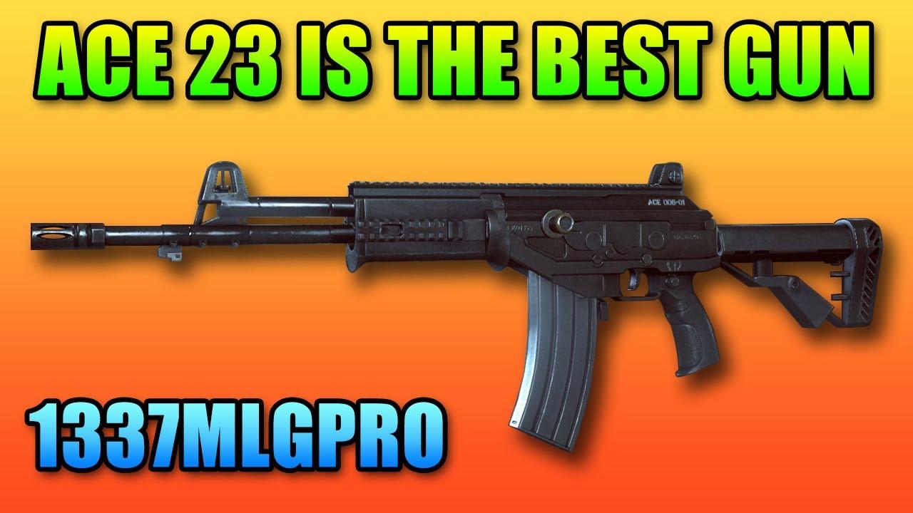 ACE 23 Review: The Best Gun In Battlefield