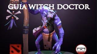 dota 2 guia witch doctor support devastador espaol viciuslab