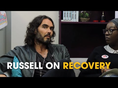 Russell Brand Recovery Q&A | #RussellsRemix | The Mix
