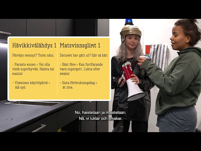 Thumbnail of video called Hävikkivälkky feat. Pinkku Pinsku