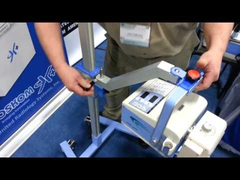 Demonstration: MS1500 Mobile Equine XRay Stand From United Radiology