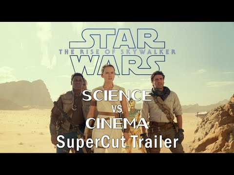 Star Wars: THE RISE OF SKYWALKER | SuperCut Trailer