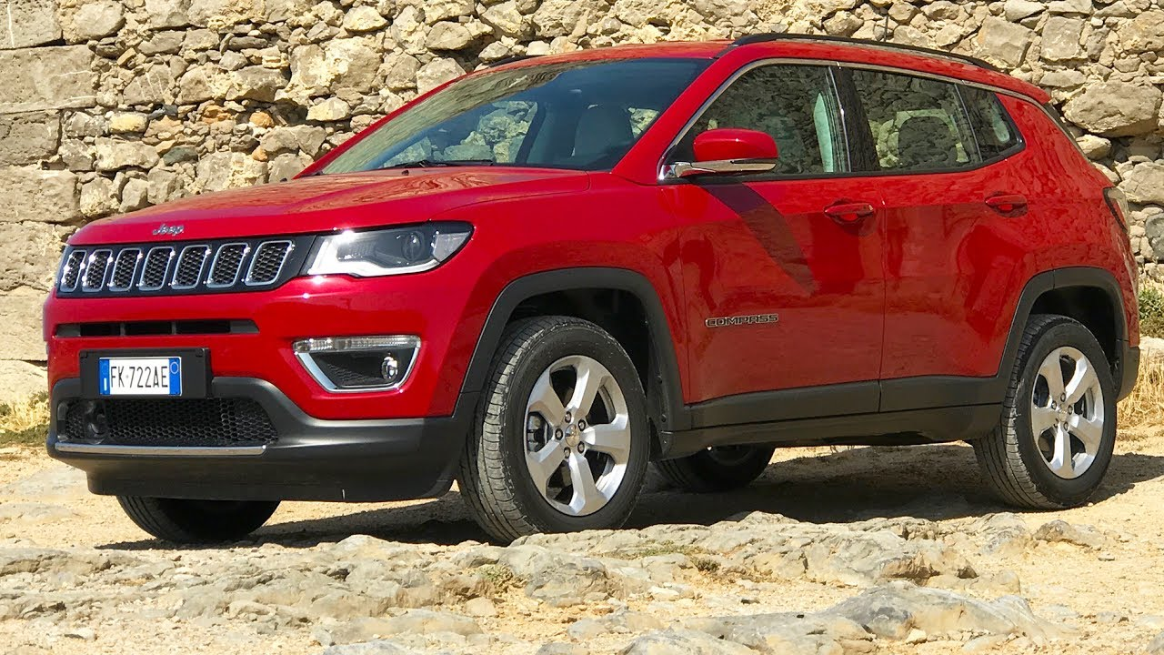 jeep compass im test jeep compass 1 4 limited 4 4 youtube. Black Bedroom Furniture Sets. Home Design Ideas