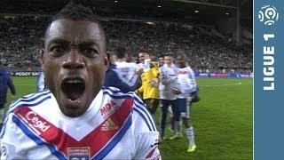AS Saint-Etienne - Olympique Lyonnais (1-2) - Le résumé (ASSE - OL) - 2013/2014