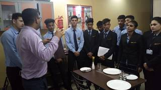 Food and Beverage Service Training Video( PART-2)