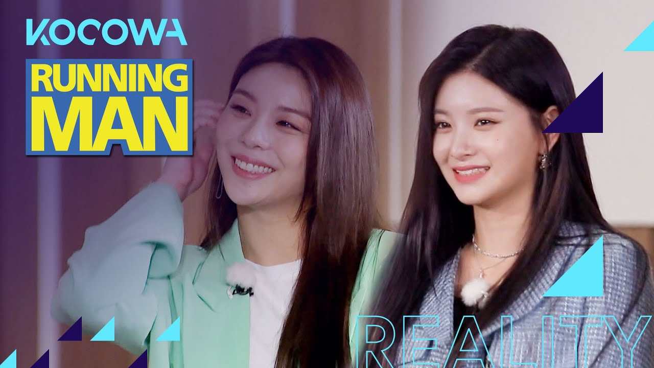 Ailee and Yiren debut their new song [Running Man Ep 522]