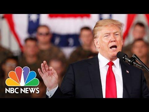 President Trump speaks in St. Louis