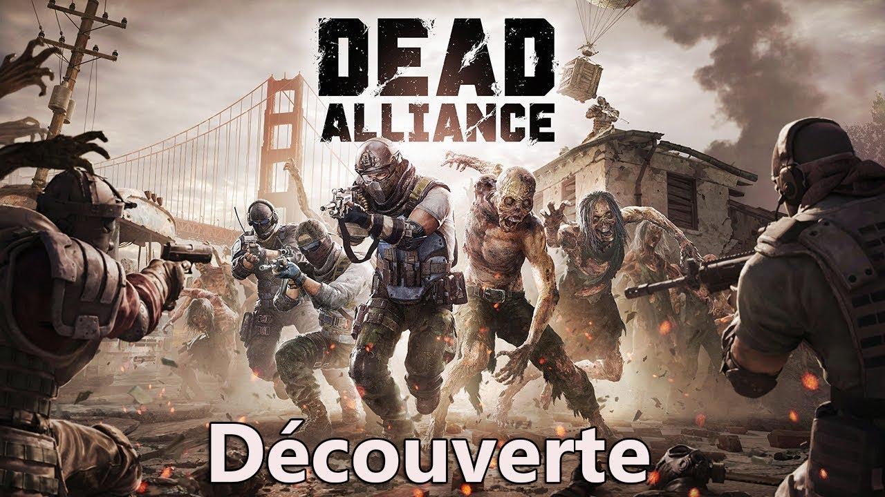 Dead Alliance Decouverte Un Jeu De Zombies A La Hauteur Ou Pas Youtube