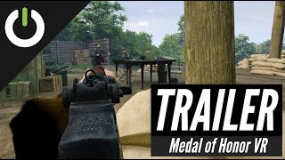 Medal Of Honor: Above And Beyond Trailer - Oculus-Exclusive VR Shooter (Respawn)