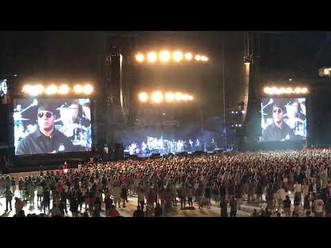 Stevie Wonder Speech at Concert For Charlottesville with Dave Matthews ~ #Concert4Cville