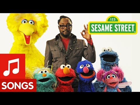 """Sesame Street: Will.i.am Sings """"What I Am"""""""