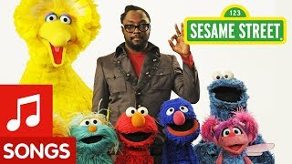 sesame street william sings what i am
