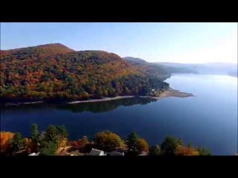 Fall Foliage from the  Adirondack Park Town of Day Up State New York !