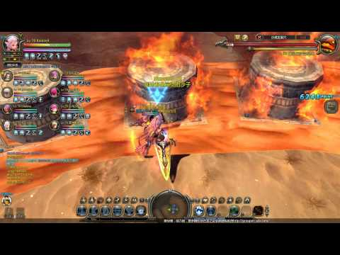 Koinzell's Gladiator - Desert Dragon Nest 20min Speed Run (Freedom Guild)