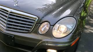 2009 Mercedes Benz E320 Bluetec Videos