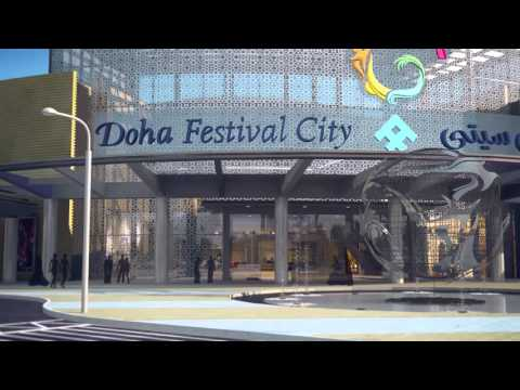 Welcome to Doha Festival City