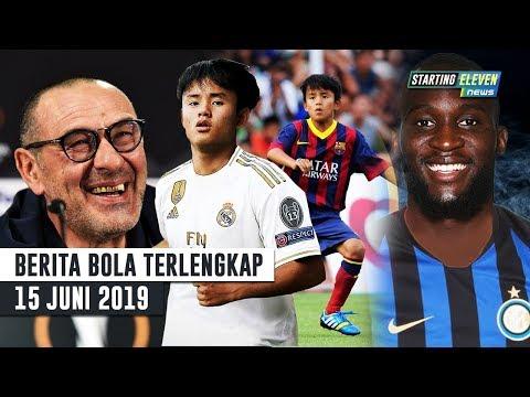 RESMI Madrid Dapatkan Messi Jepang 🔥 Juve Resmi Gaet Sarri 😱 Lukaku Setuju Ke Inter Milan