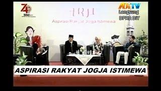 MASALAH KEPENDUDUKAN DAN KTP ELEKTRONIK DI DIY - ARJI ADITV 16 AGUSTUS 2019