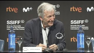 Rueda de prensa ''ADULTS IN THE ROOM'' (Comportarse como adultos) (P.P.D) (Français) - 2019